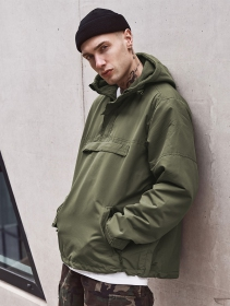 """Windbreaker\"" waterproof Surplus, Khaki green"