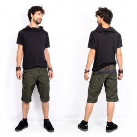 """Xtream\"" shorts, Dark khaki green"
