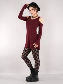 """Yaö-kö\"" long leggings, Black"