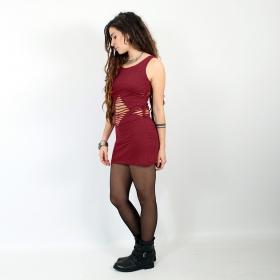 "\\\""Yodrak\\\"" dress, Red"