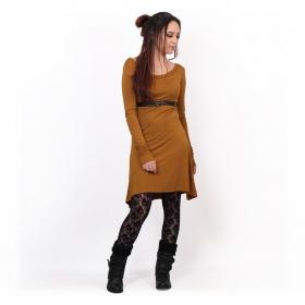 "\""Ysïaa\"" dress, Rusty"