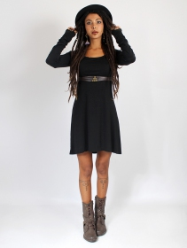 """Ysïaa\"" long sleeve dress, Black"