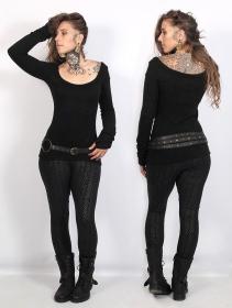 "\""Ysïs\"" pullover, Black"