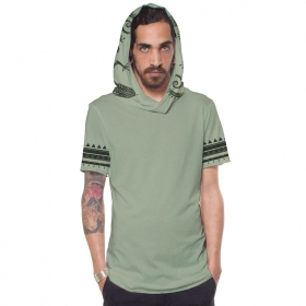 """Zikit\"" t-shirt, Light green"
