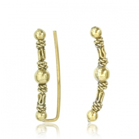 """Zoubaya\"" earrings"